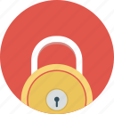 lock, padlock, safe, security icon icon