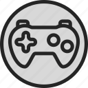 controller, game controller, gamepad, gaming, videogame icon