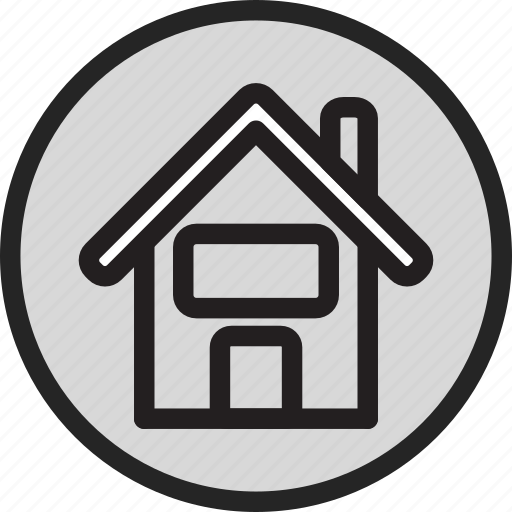 estate, home, home page, homepage, house, real estate icon