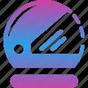 helmet, sefti, space icon