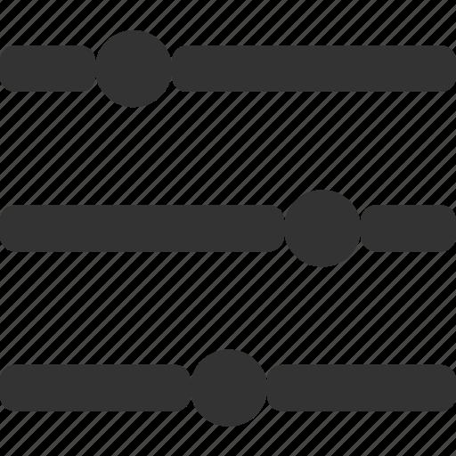 filter, order, sort, sorting icon
