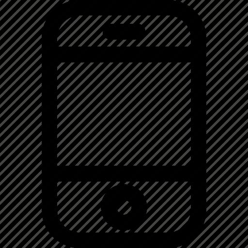 cellphone, iphone, mobile phone, smartphone, telephone icon