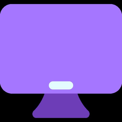 basic, computer, desktop, pc, screen, ui icon