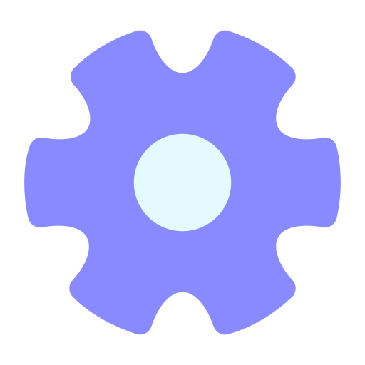 basic, cog, config, configure, options, settings, ui icon