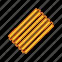 sheet, shutter, steel plate icon