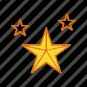 rating, reward, star, stars icon