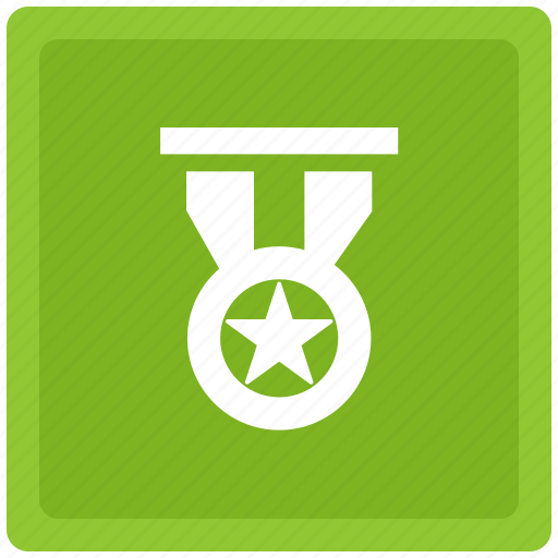 award, gold, medal, win icon
