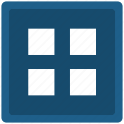 list, menu, thumbnail icon