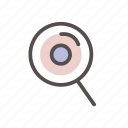 find, inspect, magnifier, magnify, search, view icon