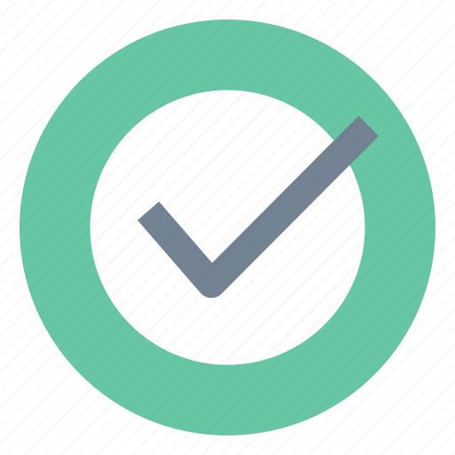 Correct, done, ok, accept, approved, checkmark, yes icon - Download on Iconfinder