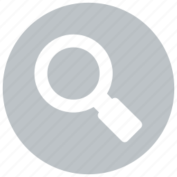 detail, magnifier, search icon icon