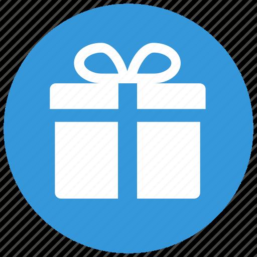 birthday, christmas, gift, present icon icon