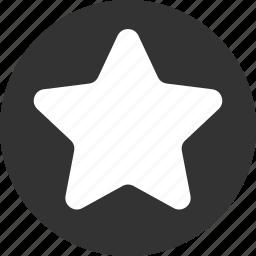 badge, bookmark, favorite, like, star icon