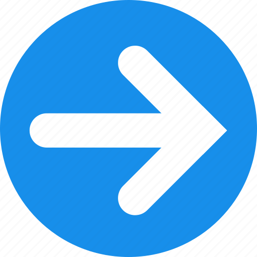 arrow, arrows, direction, right icon