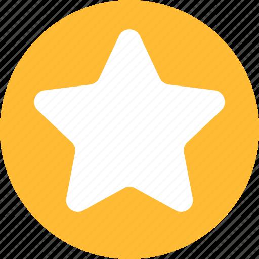 achievement, award, bookmark, favorite, prize, star icon