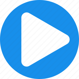 music, play, player, video, vision icon