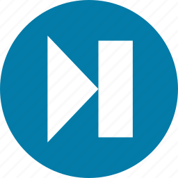 arrow, arrows, audio, direction, go, next, right icon