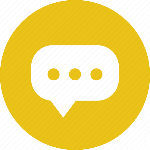 bubble, chat, comment, communication, message, speech, talk icon