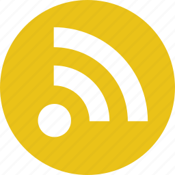 feed, media, news, rss, subscribe icon