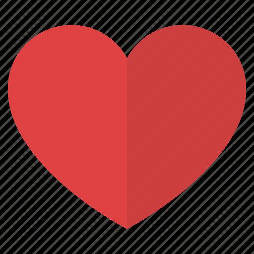 Heart, like, love, romance, valentine icon - Download on Iconfinder