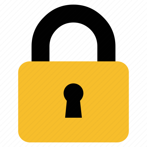 Lock, locked, secure, security icon - Download on Iconfinder