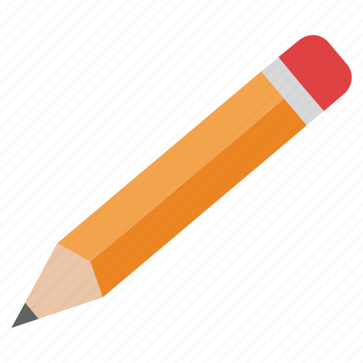 Pencil, edit, pen, write icon - Download on Iconfinder