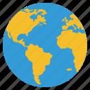globe, world, earth, global