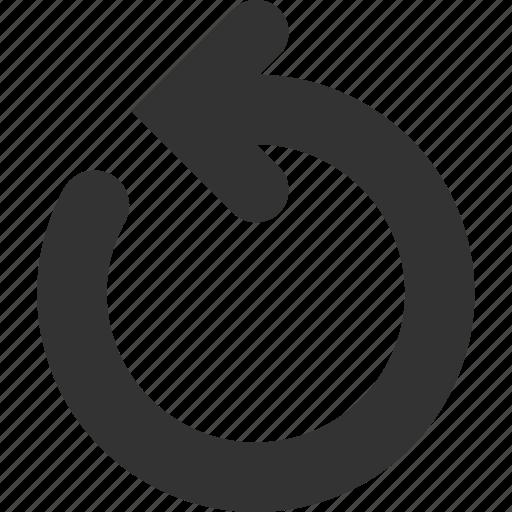 power, refresh, reload, restart icon