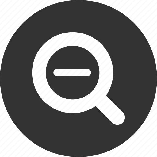 Out, zoom icon - Download on Iconfinder on Iconfinder