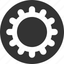 control, gear, options, preferences, setting, settings, system icon