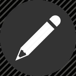 change, design, edit, pen, pencil, write icon