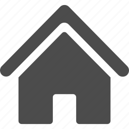 building, estate, home, house, real icon