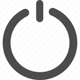 off, power, switch icon