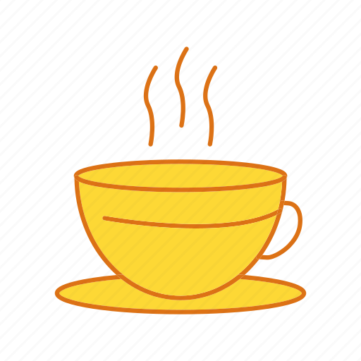 beans, coffee, cup, tea icon