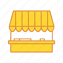 mart, outdoor, shop, store icon