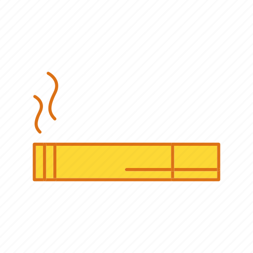 cigarette, fun, smoke, smoking icon