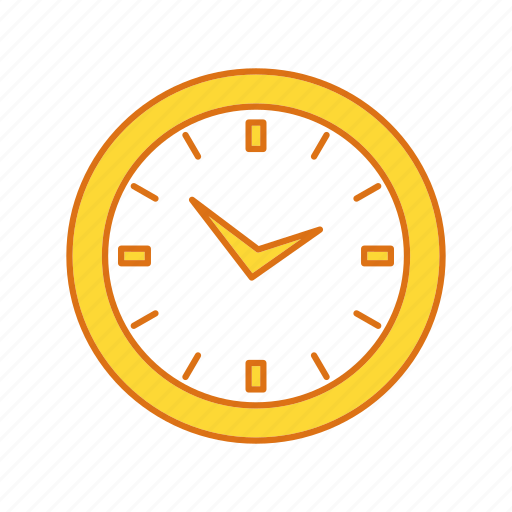 clock, home clock, month, time icon