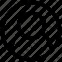 avatar, basic, essential, profile, ui, ux, web icon