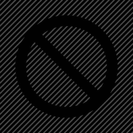 Close, denied, forbidden, no, prohibited icon - Download on Iconfinder