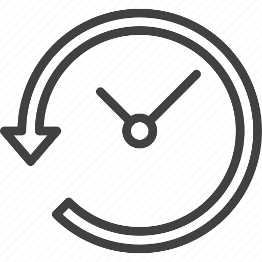 Clock, history, time icon - Download on Iconfinder