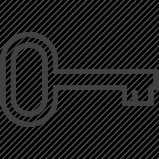 key, login, password icon