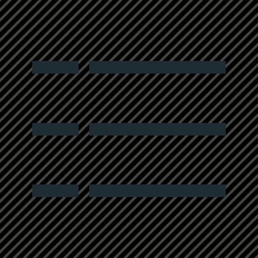 burger, interface, list, menu icon