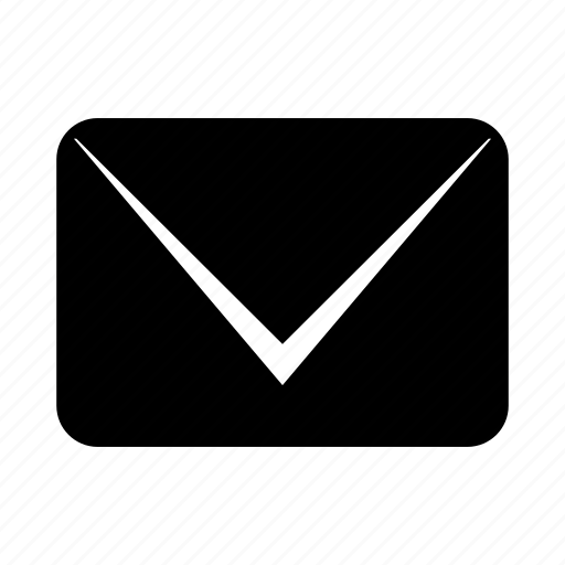 mail, message, sms, text icon