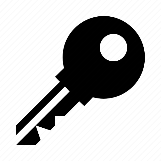 key, lock, password, security, unlock icon