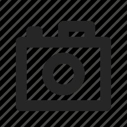 camera, flash, photo, shoot, shot, snapshot, video icon