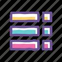 checklist, choice, list, organizer, planner, questionnaire, task icon