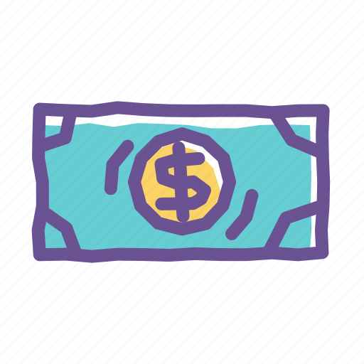 cash, finance, financial, investment, money, payment, salary icon