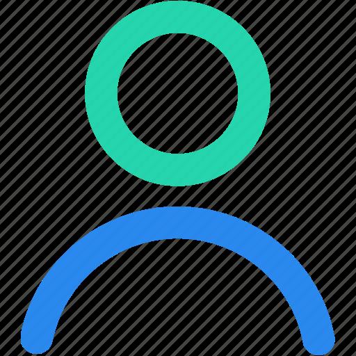 avatar, identity, information, people, profile icon