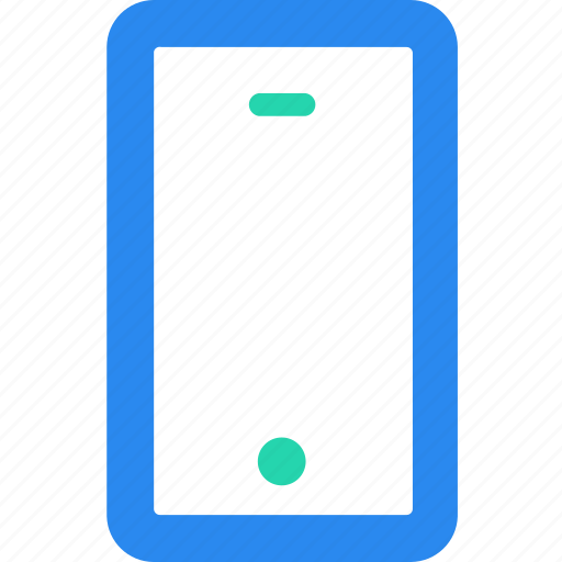 apple, cel, communication, phone, talk icon