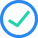 check, correct, done, ok, right, yes icon
